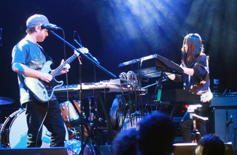 Blues-control